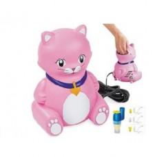 Детский компрессорный ингалятор Med2000 Кошка (с сумкой) P1