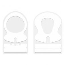 Пластырь для фиксации центральных внутривенных катетеров (6х8; 7,5х11) Apexmed