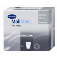 Прокладки для мужчин Molimed Premium active for men 14шт. 168600